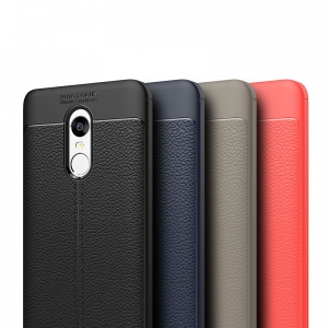 Etui Ipaky Leather Case Redmi Note 4 / 4X