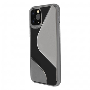 S-Case etui TPU do Xiaomi Redmi Note 9 czarne
