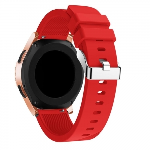 Pasek Tech-Protect Smooth Amazfit GTS Bip RED 42mm