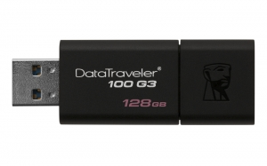 Pendrive Kingston Flash DT100G3 USB 3.1 128GB