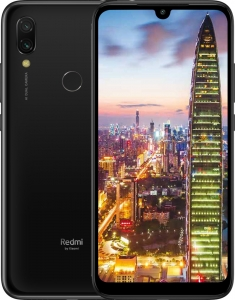 Xiaomi Redmi 7 3/64GB Eclipse Black Czarny EU LTE