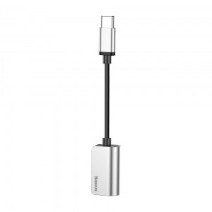 Baseus adapter USB Typ-C mini jack L40 CATL40-0S