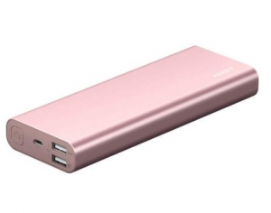 Aukey PB-AT20 Powerbank 20100mAh 5.4A QC3.0 Rose