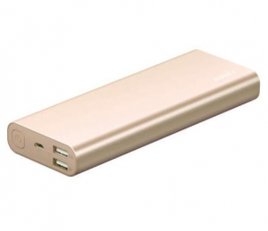 Aukey PB-AT20 Powerbank 20100mAh 5.4A QC3.0 Gold