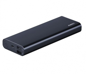Aukey PB-AT20 Powerbank 20100mAh 5.4A QC3.0 Blue