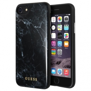 Guess Marble Case marmurowe etui iPhone 8 / 7