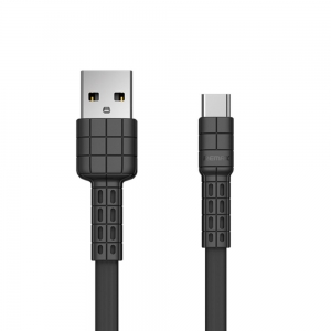 Remax Armor Series Kabel USB-C 2.4A 1m RC-116a BL