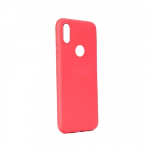 Forcell Soft Magnet Etui Xiaomi Redmi Note 7 Red