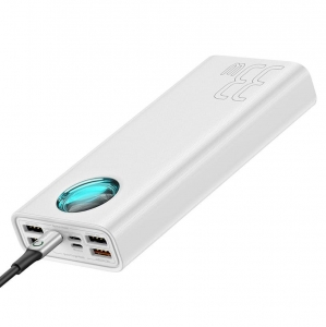 Baseus Amblight Powerbank 33W 30000mAh PD3+QC3 PPLG-02
