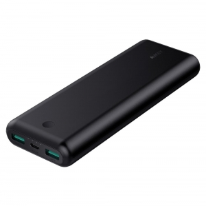 Aukey PB-BY21 Powerbank 20100mAh USB-C 2xUSB