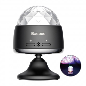 Baseus Car Crystal Magic Ball Light LED ACMQD-01