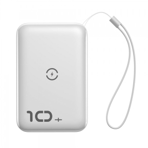Baseus Mini S Powerbank QI 10000mAh PPXFF10W-02