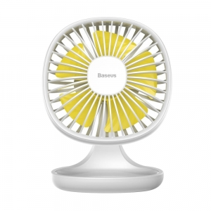Baseus Pudding Shaped Fan Wiatrak na USB CXBD-02