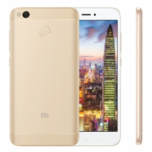 Xiaomi Redmi 4X 3/32GB Złoty LTE800 International Outlet 277.
