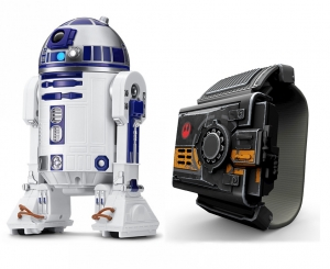 Robot Sphero Star Wars R2-D2 Droid + Force Band