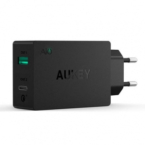 ŁADOWARKA AUKEY PA-Y2 QUICK CHARGE 3.0