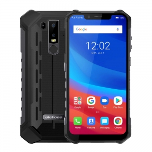 Ulefone Armor 6 6/128GB 6.2 LTE NFC IP68 Czarny  OUTLET 478.