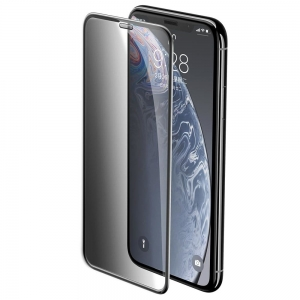 Szkło Baseus 3D iPhone 11 / XR z filtrem WC01