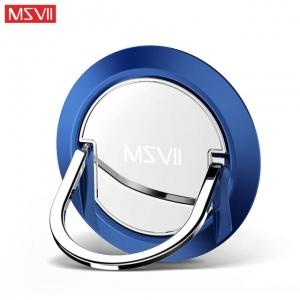 MSVII Ring Holder Uchwyt do telefonu na palec niebieski