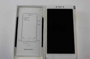 Xiaomi Redmi NOTE 4  4/64GB Gold OUTLET 511.