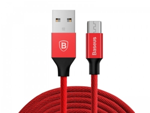 Baseus Kabel Yiven Micro USB 1m RED CAMYW-A09