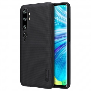 Nillkin Frosted Shield Xiaomi Mi Note 10 Czarne