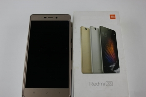 Xiaomi Redmi 3S 3/32 GB Gold Outlet 266.