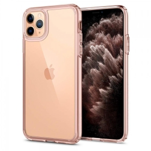 Spigen Ultra Hybrid Iphone 11 Pro Rose Crystal