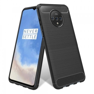 Carbon Case Etui do OnePlus 7T Czarne