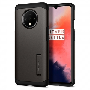Spigen Tough Armor do Oneplus 7t Gunmetal