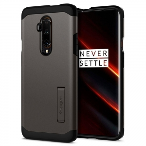 Spigen Tough Armor do Oneplus 7t Pro Gunmetal
