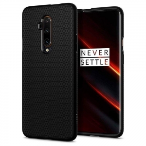 Spigen Liquid Air Etui do Oneplus 7T Pro Matte Black