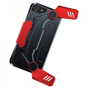 Baseus Gamer Gamepad Case iPhone 8/7 Czerwone