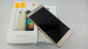 Xiaomi Redmi Note 3 PRO 3/32 GB Gold Outlet 81.