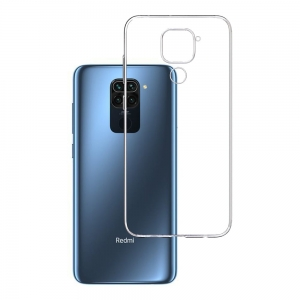Silikon Ultra Clear 0.5mm Xiaomi Redmi Note 9