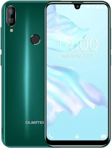 Oukitel C16 2/16GB Green Zielony Dual Sim