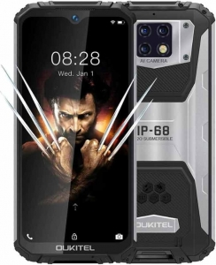 Oukitel WP6 6/128GB Black Czarny IP68 10000 mAh