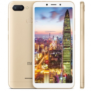 Xiaomi Redmi 6 3/64GB Złoty Global EU LTE Dual Sim