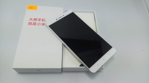 Xiaomi Mi Max 3/64 GB Silver Outlet 128.