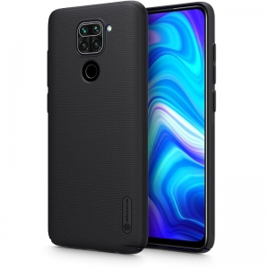 Nillkin Frosted Shield Xiaomi Redmi Note 9 Czarne