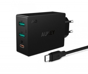 ŁADOWARKA AUKEY PA-Y4 QUICK CHARGE 3.0
