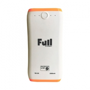 Powerbank Full of Energy 20000 mAh