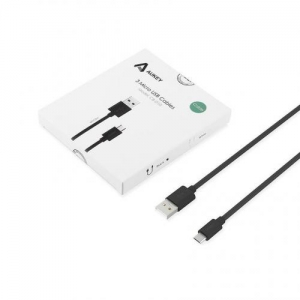 3 x KABEL Micro USB 1,2m - AUKEY CB-D10 Quick Charge 3.0
