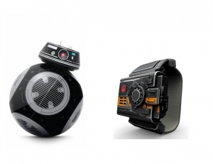 Robot Sphero Star Wars BB-9E Droid + Force Band