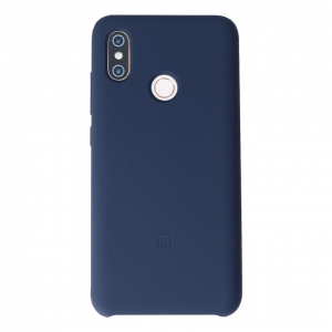 Oryginalne Etui Hard Case Xiaomi Mi Mix 2S Blue