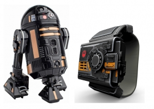 Robot Sphero Star Wars R2-Q5 Droid + Force Band