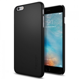 Spigen Thin Fit etui iPhone 6 Plus/ 6S Plus czarne