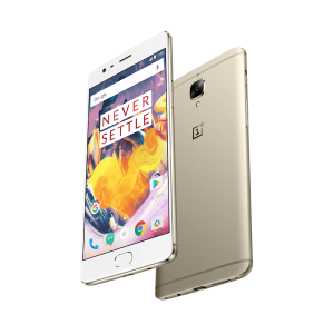 ONE PLUS 3T 6/64GB EU A3003 LTE800Mhz Soft Gold OnePlus