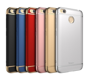 Etui Ipaky 3 in 1 Case Xiaomi Redmi 4X