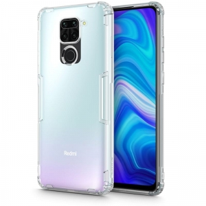 Nillkin Nature Etui Xiaomi Redmi Note 9 Clear